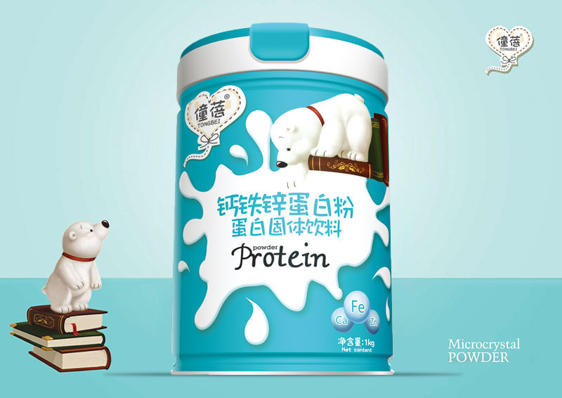 钙铁锌蛋白粉