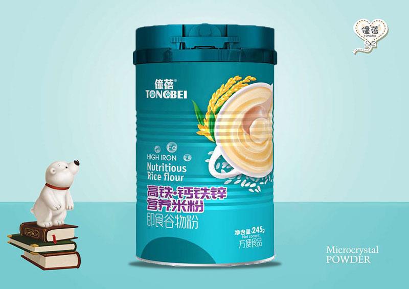 高铁钙铁锌米粉
